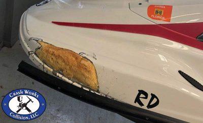 Powersports Collision Repair - Crash Works Collision, LLC